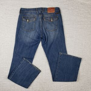 Lucky Brand Annie Sweet N Low Boot Jeans